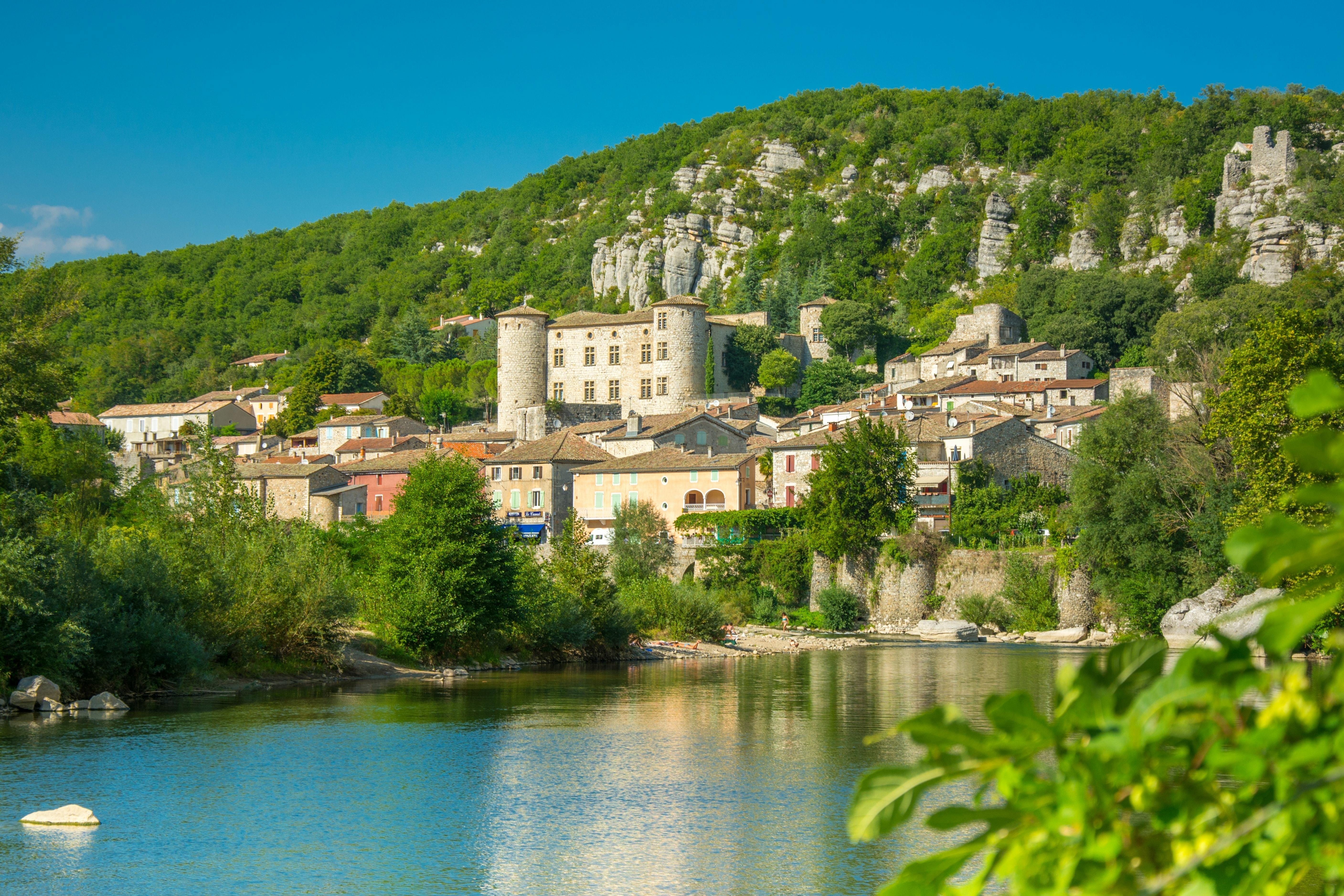 ARDECHE - VALLON PONT D'ARC